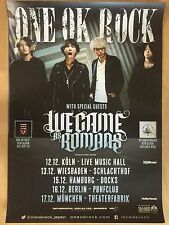 ONE OK ROCK 2015 TOUR - orig.Concert Poster - Konzert Plakat  NEU