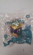 NEW 2015 McDonald's Minions #4 Talking Martial Arts Minion Sealed Toy Free Ship
