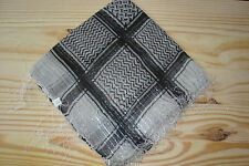 Indien coton fin, OLP, arabe, Style, paillettes, écharpe ~ O ~ Vendeur Britannique