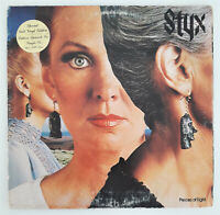STYX Pieces of Eight Special Gold Vinyl Gatefold LP 1978 Canada