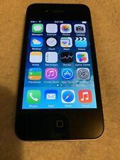 Apple iPhone 4 - 16GB - Black (Verizon) A1349 (CDMA)- No Bundle Great as iPod !