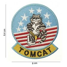US Army Tomcatter Wildcat Felix the Cat Tomcat 8 Stars Ready to.. Patch Aufnäher