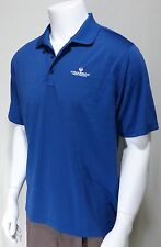 Adidas Golf Polo Shirt, Mens L, ClimaLite, Cimarron Golf Logo, Sharp Styling!