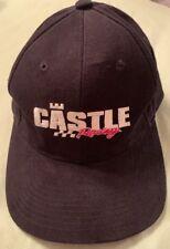 Castle Racing Snowmobile Strap Back Men's Hat HJC Racing