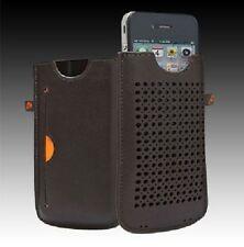 Cygnett CY0428CPMIL Milan Case for iPhone 4S - 1 Pack - Retail Packaging - Brown