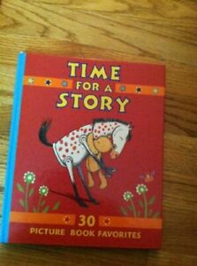 Time for a Story: 30 Picture Book Favorites By Cousins Lucy