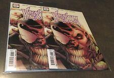 Venom #7 Dylan Brock x 2 NM
