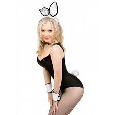 Playboy Play Bunny Uniform Animal Movie Bridget Jones Theme Costume Set Kit Pack