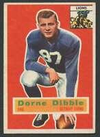 1956 Topps #32 Dorne Dibble EXMT/EXMT+ Lions 24995