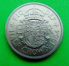 A  SPECIMEN  GRADE  MINT  STATE  *1964*  HALFCROWN  2/6 ...LUCIDO_8  COINS