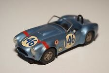 Q JOHN DAY FORD COBRA SHELBY LE MANS MET. BLUE NEAR MINT COND. KIT HAND BUILT