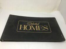 1950s Weyerhaeuser Selected Homes Plans Book Mid Century Modern