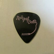 NEW YORK DOLLS Jason Sutter Signature 2011 Tour GUITAR PICK