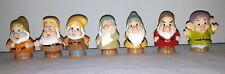 """Mattel """"Little People"""" Seven dwarfs"""