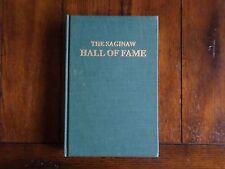 The Saginaw Hall Of Fame Biographies 2000 Hardcover