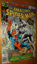 Amazing Spider-Man #190 Byrne Art Man-Wolf Nm 9.2