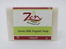 GOATSMILK SOAP ORGANIC Pk2 Rich moisturising body wash softer sensitive skin