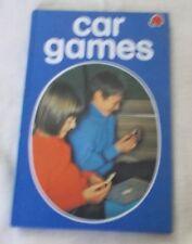 Ladybird Book - Hobbies - Car Games - Matt Cover - VGC