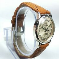 Vintage Nivada Mechanical Hand Winding Movement Mens Wrist Watch F162