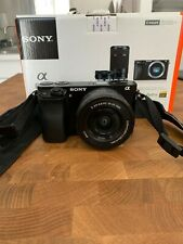 Kit Sony alpha A6000 + Objectif 16-50mm + Saccoche