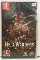 Hell Warders Nintendo Switch Brand New English Subtitles Region Free