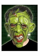 LATTICE Frankenstein MASCHERA CON CAPELLI HORROR HALLOWEEN FANCY DRESS p8502