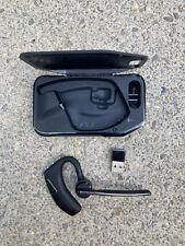 Plantronics 206110-101 Voyager 5200 Uc Black Mono Bluetooth Headset System