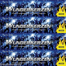 150x Wunderkerzen NICO 18cm Hochzeit Geburtstag Party Konzert Event Sparklers