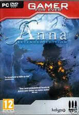 JEU PC DVD ROM./......ANNA.../...EXTENDED EDITION........