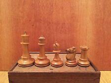 Vintage Chess Set, Jaques?