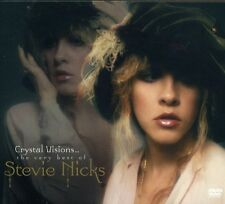 Stevie Nicks - Crystal Visions: Very Best of Stevie Nicks [New CD] With DVD