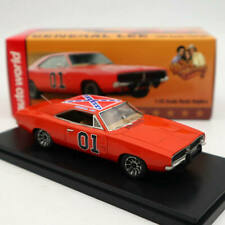 Auto World 1/43 1969 Dodge Charger General Lee Red AWRSS1151 Limited Edition