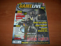 REVISTA GAMELIFE PC Nº26 + JUEGO GUNMAN CHRONICLES + DEMOS