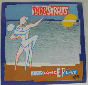 DIRE STRAITS-EXTENDED DANCE PLAY-1983 NEAR MINT CANADA VINYL LP RELEASE