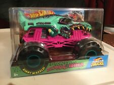 Hot Wheels Monster Trucks Zombie-Wrex Giant Wheels