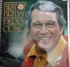 Best Of British [Vinyl] Perry Como
