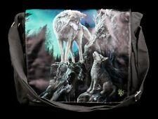 e972c28df7 Borsa a Tracolla con Lupi - Guidance - Lisa Parker Fantasy Borsa Wolf