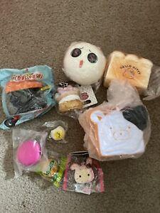 squishy toys lot