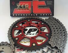 GSXR600 2011-19 Red Supersprox 520 16/43 OEM Ratio Chain and Sprocket Kit