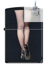 Zippo 6947 sexy women in heels Lighter & Z-PLUS INSERT BUNDLE