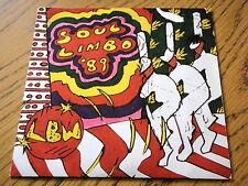 "LBW - SOUL LIMBO '89  7"" VINYL PS"