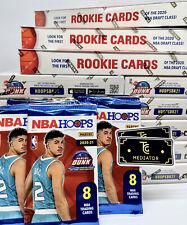 2020-2021 Panini NBA Hoops Basketball (1) ONE SEALED HOBBY PACK! 🔥 2 AUTO / BOX