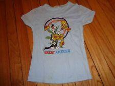Marriot's Great America Tshirt VIntage 1983 Sylvester and Tweetie