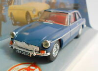 Dinky 1/43 Scale Diecast Model DY-3 MGB GT 1965 BLUE