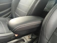 Mittelarmlehne Seat Mii Leder Ablagefach klappbar höhenverstellbar schwarz