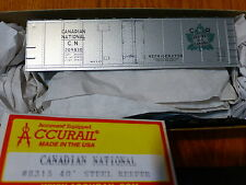 Accurail HO #8315 Canadian Nat'L 40' Steel Swing Door Reefer (Kit Form)