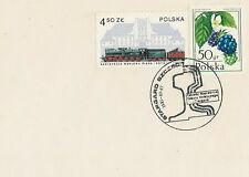 Poland postmark STARGARD - railway repair facilities