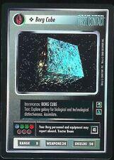 Star Trek CCG Borg Cube Foil Promo Rare