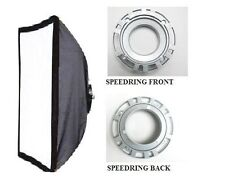 70 x 140cm Softbox With Bowens Speed Ring Mount for Photo Lighting Studio