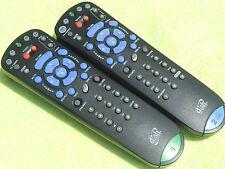 2 NEW DISH NETWORK Bell ExpressVU 3.0 IR #1 & 4.0 UHF #2 REMOTE CONTROL 322 3200